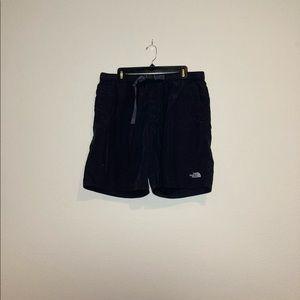 Black North Face Shorts Men's (XL)